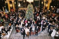 2004 - Les Sapins d'Action Innocence Monaco