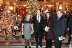 2012 - Les Sapins d'Action Innocence Monaco